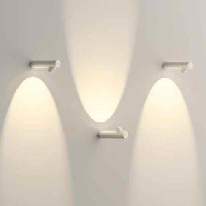 Filigrane moderne außen Wandlampe