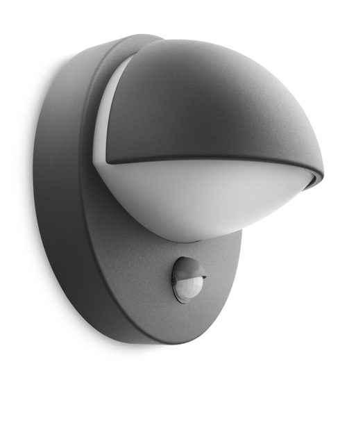 Philips Außen Wandlampen mit Bewegungsmelder