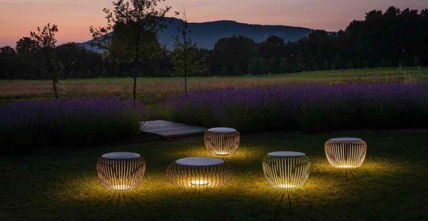 Traumhafte Gartenleuchten für tolle Lichtstimmungen