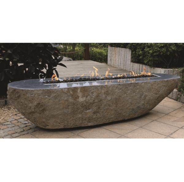 Luxus Garten Feuertisch