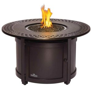 Propangas Feuertisch für außen