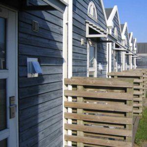 Dänische Hausnummerleuchte verzinkt