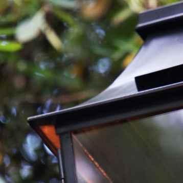 Laterne für Torpfeiler Detail2