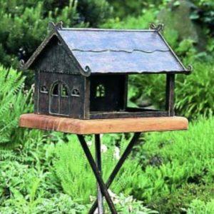 Futter Vogelhäuser