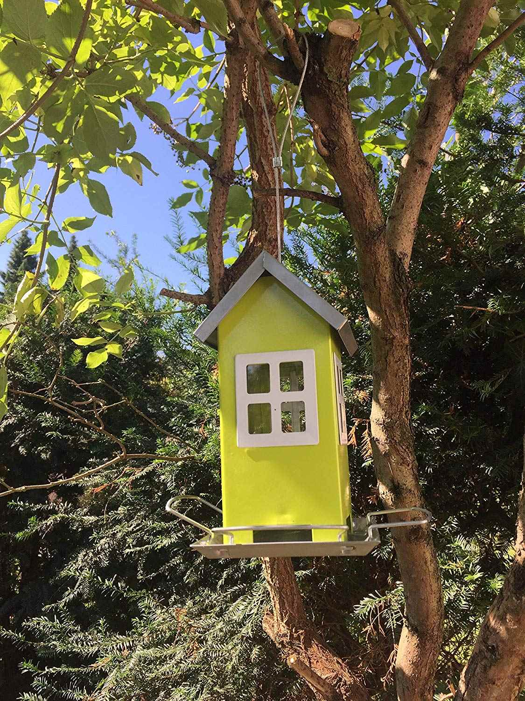 vogelhaus zum h ngen als dekorativer und funktionaler. Black Bedroom Furniture Sets. Home Design Ideas