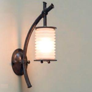 Lampion Wandlampe außen