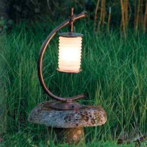 Sockelleuchte Japangarten
