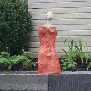 Betonskulptur für den Garten