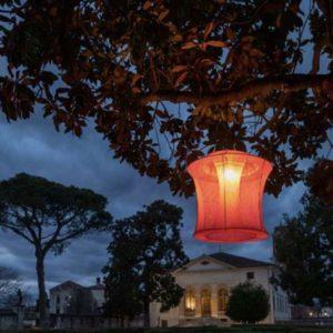 Romatische Baum Hängeleuchte