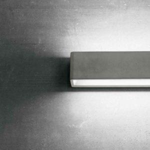 Moderne Beton Wandlampe für außen