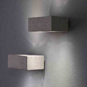 Moderne Terracotta Wandleuchten für den Außenbereich