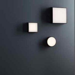 Wandleuchten für außen klare Form
