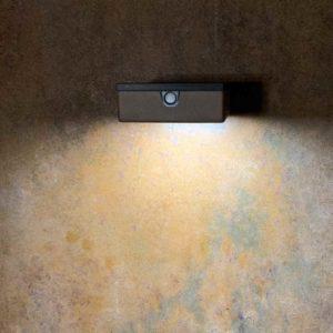 Kleine Wand Solarleuchte