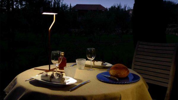 Solar Tischbeleuchtung