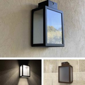 Solar Wandbeleuchtung