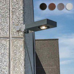 Moderne Ecklampe für professionelle Anwendungen