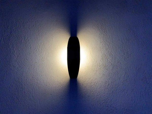 Solar Segel Wandlampel