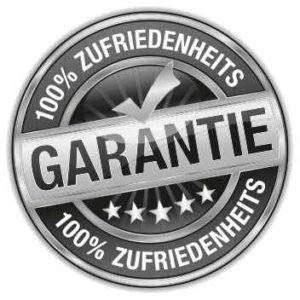 Gartenleuchten mit Zufriedenheits-Garantie