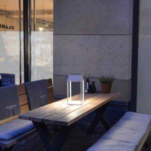 Solar Tischleuchte