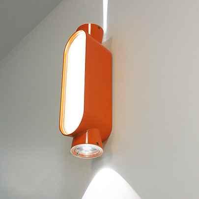 Außenleuchten mit speziellem Lichteffekt in verschiedenen Farben lieferbar