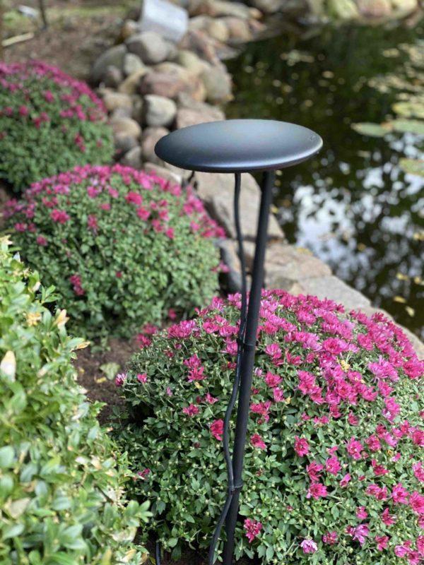 Filigrane Gartenleuchten für schöne Lichtstimmungen im Garten