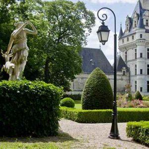 Französische Gartenlaterne