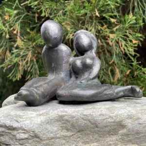 Garten Liebespaar Figur