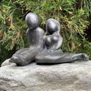 Geschenkidee Garten Liebespaar Figur