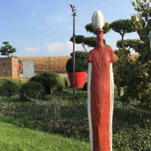 Garten Skulptur aus Beton 100cm oder auf Wunschmaß