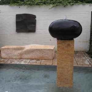 Garten Terrassenbrunnen für moderne Villen