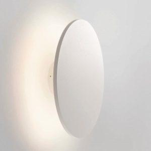 Mini Wandleuchte für außen in weiß