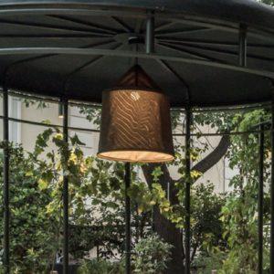 Restaurant Tischbeleuchtung außen