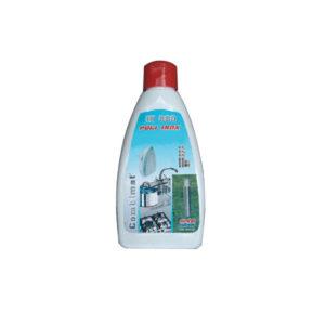 Reinigungsmittel für Edelstahl Außenlampen
