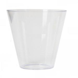 Zylinder Ersatzglas für Außenlaterne