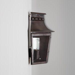 Innenecke Wandlampe für aussen