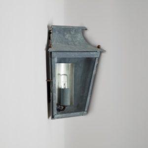 Inneneckwandlampe für aussen