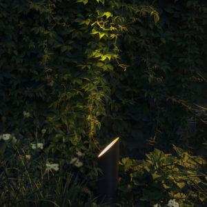 Mobile blendfreie Baum und Buschbeleuchtung