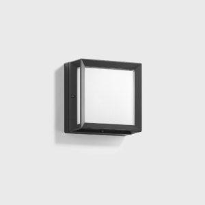 Quadratische Glas Außenleuchte für außen