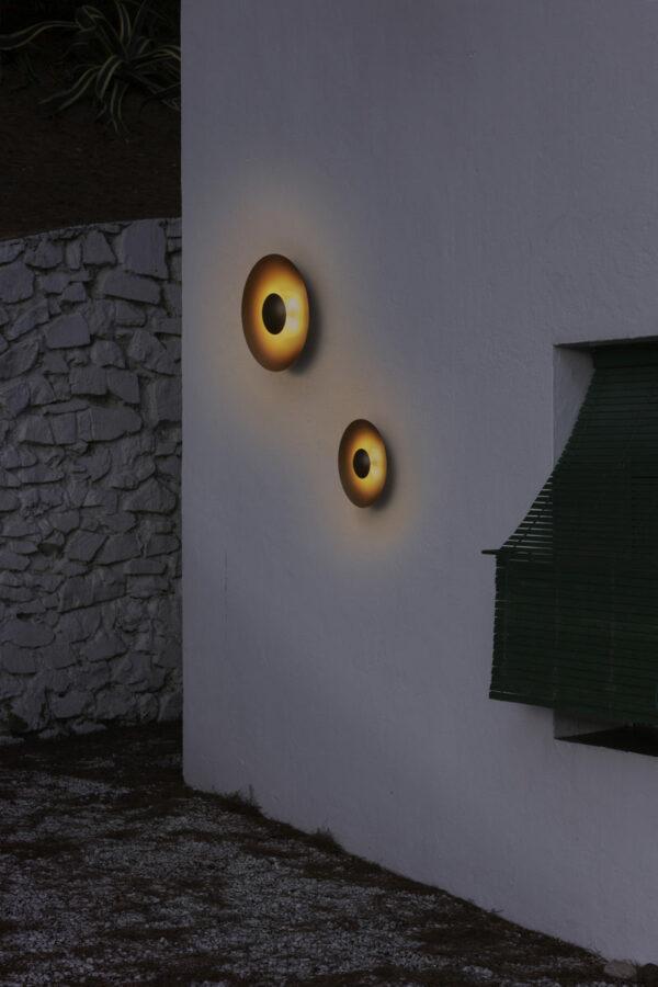 Spanische Design Außenleuchten
