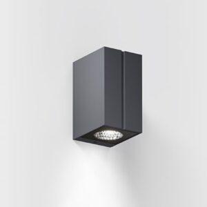 IP65 Außenwandlampe 2700K RAL7016