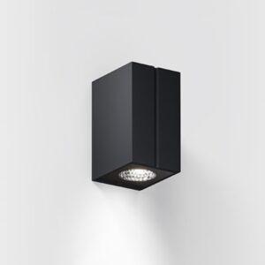 IP65 Außenwandlampe 2700K RAL9005