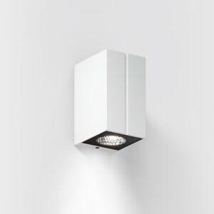 IP65 Außenwandlampe 2700K Ral9016