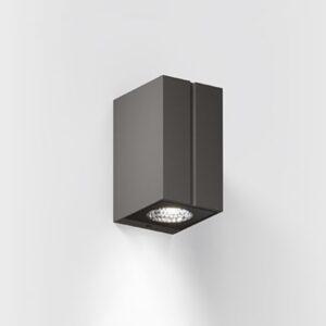 IP65 Außenwandlampe 2700K braun