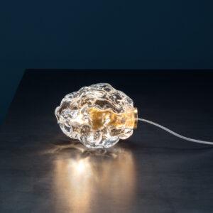 Kleine Glas Kristall Außenlampen