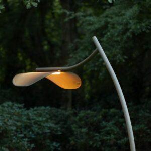 Outdoor Design Tisch Stehlampe