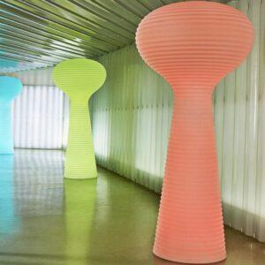 Große Skulpturale Lichtgestalten für den Außenreich