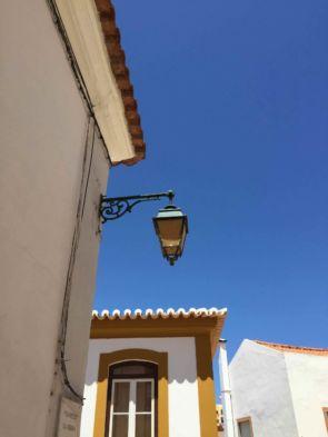 Alte portugiesische Hänge Wandlaterne