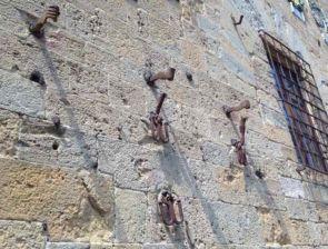 Antike Stahl Schmiedearbeiten