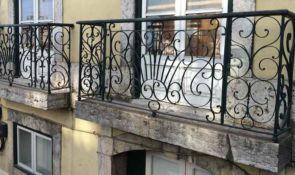 Französischer Balkon Barock