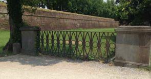 Traumhafter alter Zaun!